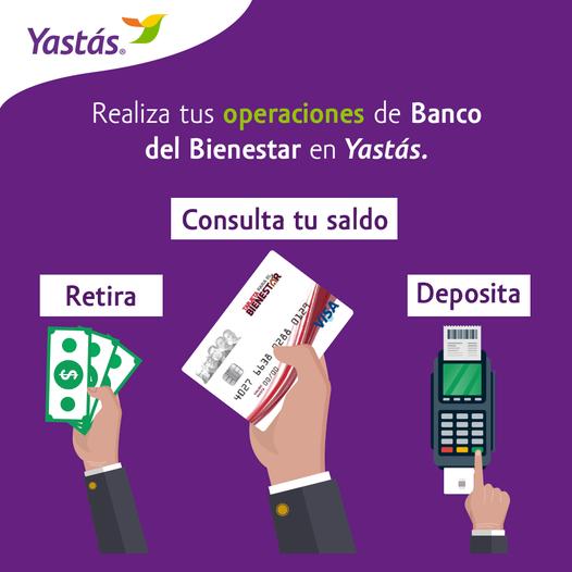 Dónde hacer depósitos de Banco del Bienestar en México