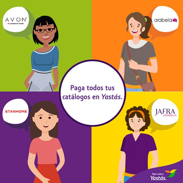 ¿Dónde hacer el pago de catálogos en México?